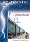 Izolovaná ochrana před bleskem, J.Pröpster 2012