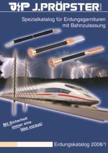 Zemnící systémy pro železnice, J.Pröpster 2008