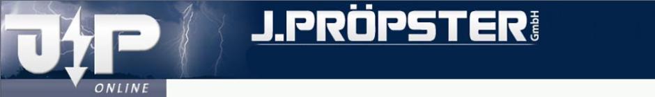 Logo J. Pröpster